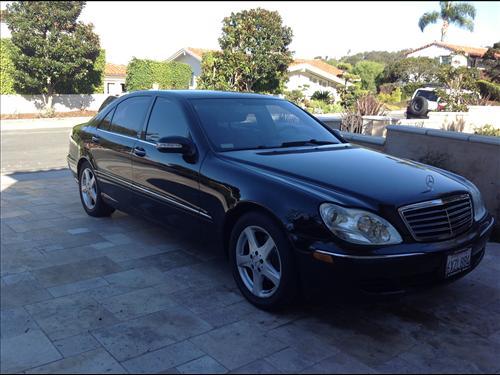2004 Mercedes Benz